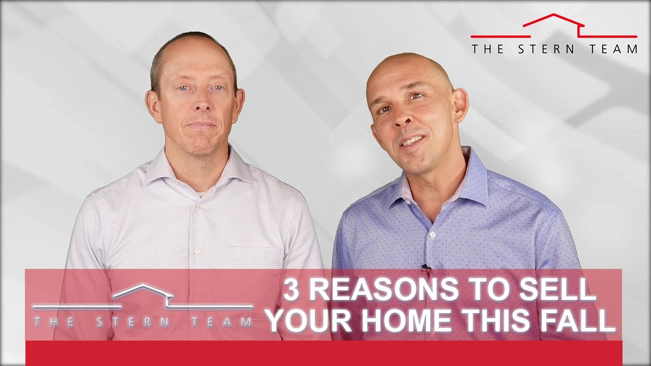 3 Reasons to Sell Your Home This Fall