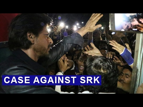 Shahrukh Khan In Trouble | Raees By Rail | Booked
