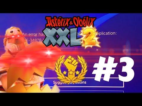 Asterix & Obelix XXL 2 challenges part 3