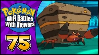 ORAS WiFi Battles With Viewers Highlight 075 | NOMAD-ER WHAT WE TRY by Ace Trainer Liam