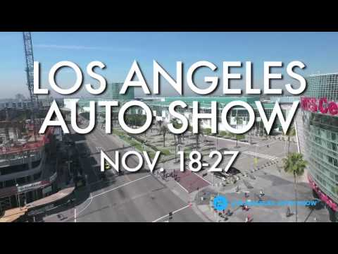 Experience the Los Angeles Auto Show