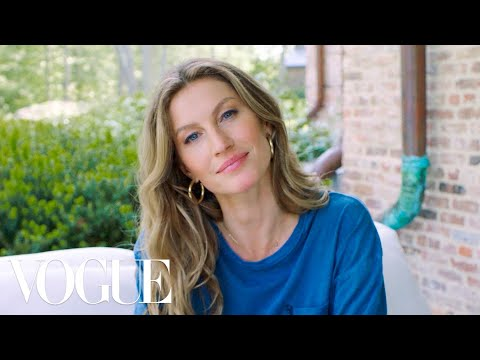 Gisele B ndchen Answers 73 Questions for Vogue
