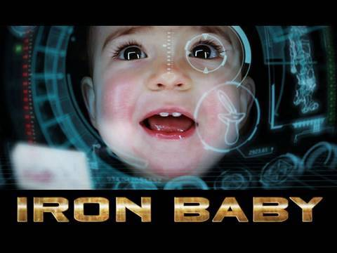 Iron Man Baby.