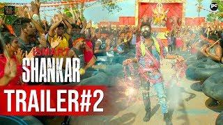 #iSmartShankar Trailer 2 | Ram Pothineni,Nidhhi Agerwal,Nabha Natesh | Puri Jagannadh