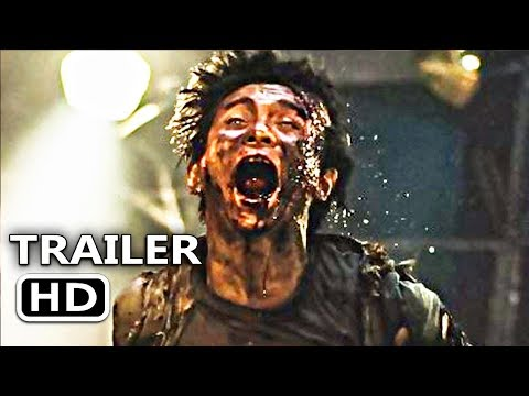 TRAIN TO BUSAN 2 Official Trailer # 2 (2020) Peninsula, Zombie Action Movie HD