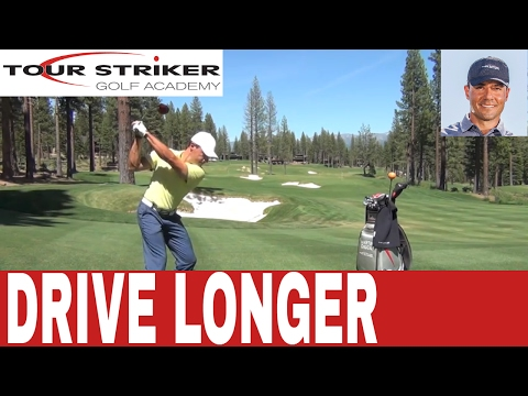 Tour Striker Golf Academy – How To Launch Your Driver – Martin Chuck, PGA