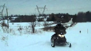 5. Ski doo gsx 550f