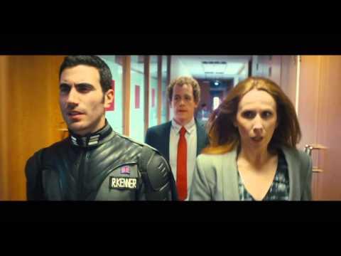 SuperBob Official Trailer (2015)