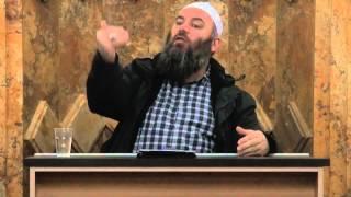 Nëse largohesh nga Feja, TI HUMB jo Feja - Hoxhë Bekir Halimi