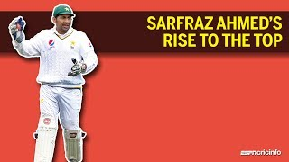 With Sarfraz Ahmed taking over as Test captain, here is a look at the highs and lows of his career Subscribe to ESPNcricinfo: http://bit.ly/1jnGh6SFollow us across ESPNcricinfo platforms: https://www.facebook.com/Cricinfohttps://twitter.com/ESPNcricinfohttps://plus.google.com/+espncricinfohttp://www.espncricinfo.com/ESPNcricinfo - The home of cricket. Have you tried ESPNcricinfo's Cricket Fantasy game?