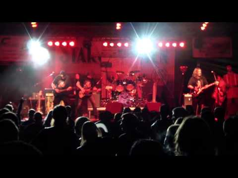 Maiden Tribute Band (Mtb) - Fear Of The Dark (Iron Maiden Cover)