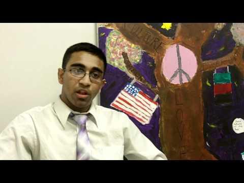 Mohammed: Regional Youth Intern