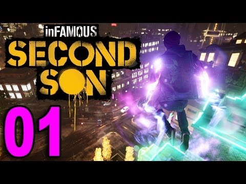 infamous second son playstation 4 review