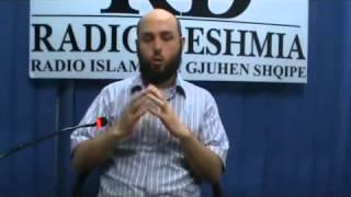 5. Shitblerja në Islam - Hoxhë Llokman Hoxha