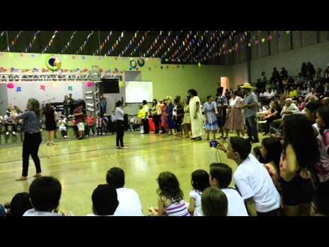 30ª FESTA DO ARRASTÃO 2013 - APARECIDA D'OESTE-SP