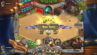 Testing out my new deck : Dragon Control Paladin