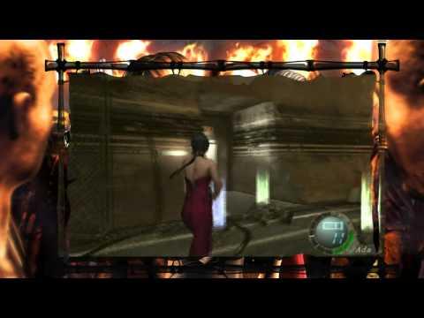 Resident Evil 4 - Please .Вторая звуковая дорожка  \