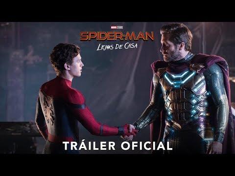 Spider-man: Lejos De Casa - Tráiler Oficial en Español?>