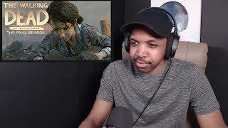The Walking Dead Finale Trailer Reaction - Final Season Episode 4