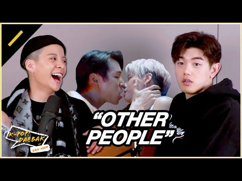 Eric Confronts Amber About the Infamous Kissing Scene | KPDB Ep. #39 Highlight