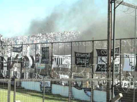 CHACO FOR EVER VS SARMIENTO RECIBIMIENTO 25-09-2011 - Los Negritos - Chaco For Ever