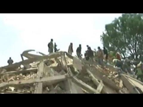 149 הרוגים עד כה; עשרות ילדים נעדרים ברעידת אדמה בעוצמה 7.1 בדרום מקסיקו