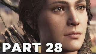ASSASSIN'S CREED ODYSSEY Walkthrough Gameplay Part 28 - CHAMPION (AC Odyssey)
