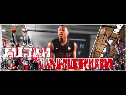 2017 PG Elijah Landrum Shows Off His Bounce In EYBL Sessions 1&2