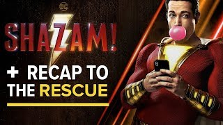 Important Details Missed in Shazam!, Post-Credits Scene Explained