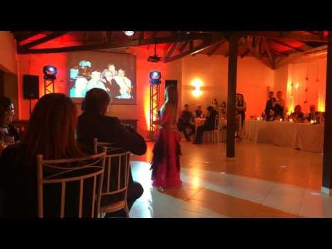 Aurea Iurtchenko – Dança com Véu – Misirlou