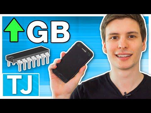 Double Your Phone Storage for Free_Storage videók rendszergazdáknak. Legeslegjobbak.