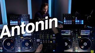 DJ Antonin - Live @ DJsounds Show 2016