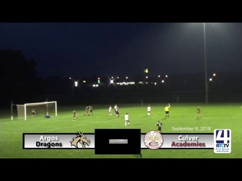 Argos Girls Soccer vs CGA