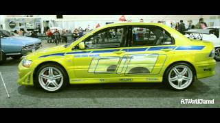 Nonton Fast and Furious Mitsubishi Lancer Evo! Paul Walker/Brian O'Conner Race Movie Car Film Subtitle Indonesia Streaming Movie Download