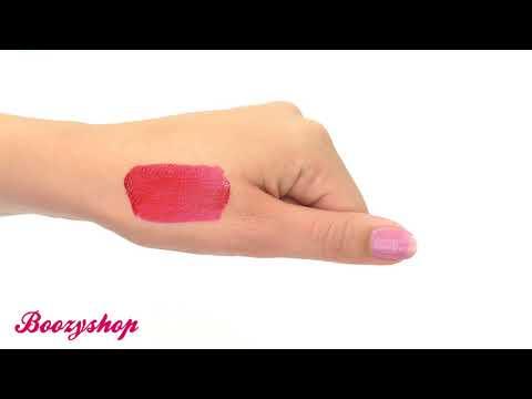 City Color City Color Liquid Matte Extreme Long-Wear Lipstick Red