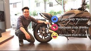 5. Ducati Diavel - �c quỷ bóng đêm