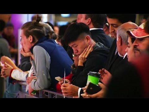 Χάος στα αμερικανικά αεροδρόμια από πρόβλημα στο σύστημα ασφάλειας