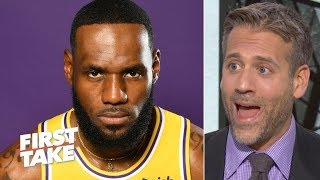 Start getting your LeBron excuses ready! - Max Kellerman to Stephen A. | First Take