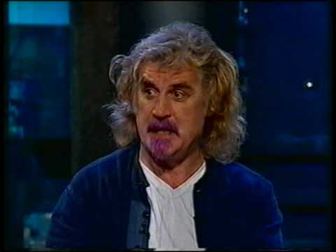 Clive James billy connolly