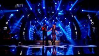 Kimberley Walsh feat. Ne-Yo - Hate That I Love You (Live @ One Night Stand 10.12.10)