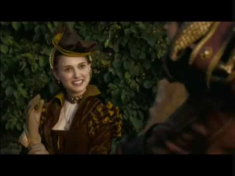 "The Other Boleyn Girl Clip ""With My Thighs"""