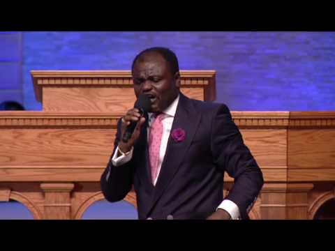 Dr Abel Damina - Jesus Is The Face of God