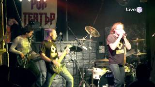 Tornado - In The End (Live @ Rock Theater 17/11/2011)