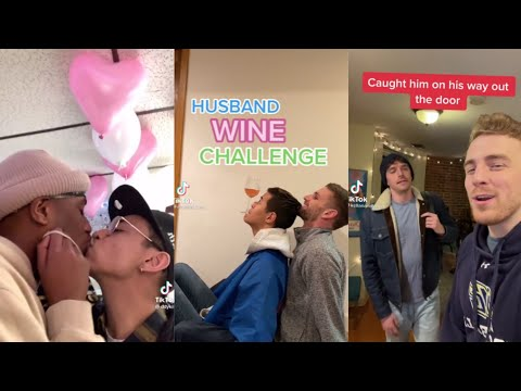 gay tiktoks for everyone feeling super happy(gay)