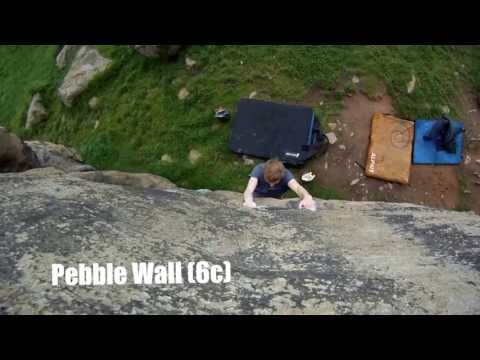 Cherry Falls, Pebble Wall,