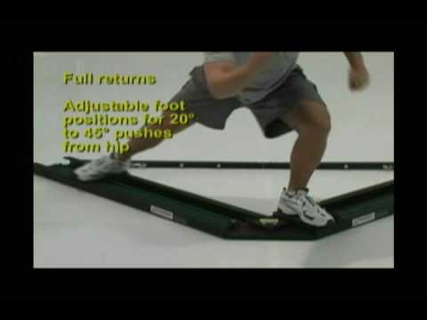 Power Skater – Hockey Dryland Training Machine – by HockeyShot.com