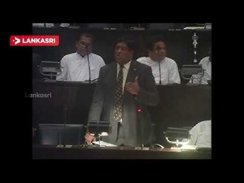 Ravi-Karunanayake-Speech