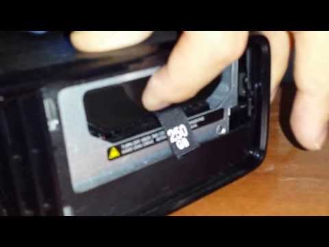 how to upgrade xbox 360 hard drive