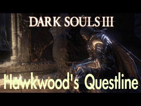 hawkwood questline dark souls 3
