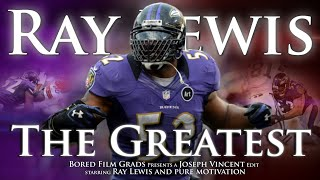Ray Lewis - The Greatest by Joseph Vincent